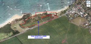 Paia Donation Site Map